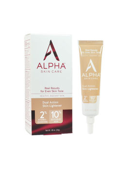 Alpha Dual Action Skin Lightener 0.85oz/24g by Ebay Seller