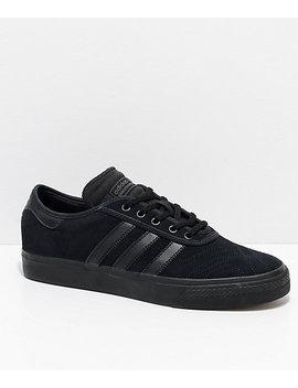 Adidas Adi Ease Premiere Mono Black Shoes by Adidas