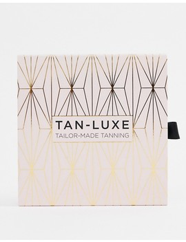 Tan Luxe The Glow Edit Christmas Gift Set   Medium/Dark by Tan Luxe