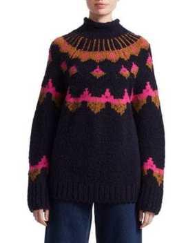 Shapiro Alpaca & Wool Sweater by A.L.C.