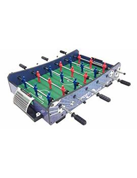 Sport Squad Fx40 40 Inch Compact Mini Tabletop Foosball Table by Sport Squad