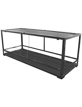 Carolina Custom Cages Terrarium, Extra Long, 48 Lx18 Dx18 H, Easy Assembly by Carolina Custom Cages