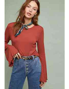 Briar Bell Sleeved Top by Cupcakes And Cashmere