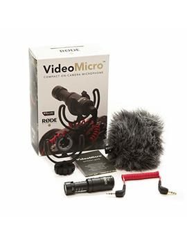 Rode Vmmicro Video Micro by Amazon