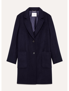 Jared Wool Coat by Wilfred