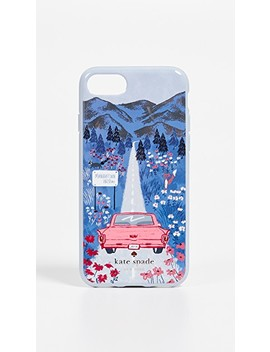 Road Scene I Phone 7 / 8 Case by Kate Spade New York