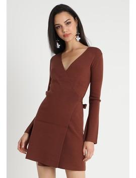Janet   Jumper Dress by Fashion Union