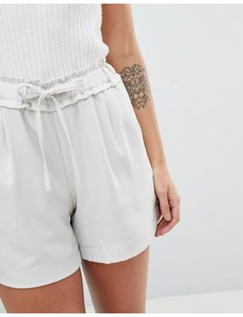Y.A.S Paperbag Waist Short by Y.A.S.