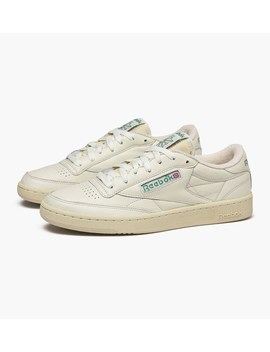 Club C 85 Vintage by Reebok