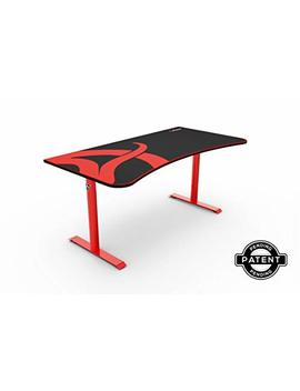 Arozzi Arena Gaming Desk   Red by Arozzi