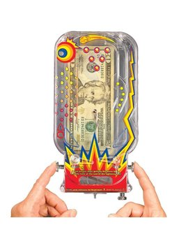 Money Maze   Cosmic Pinball For Cash And Certificates   By Bilz. by Te Brangs