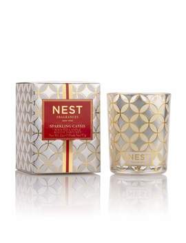 Sparkling Cassis Votive Candle, 2.0 Oz./ 59 M L by Nest Fragrances