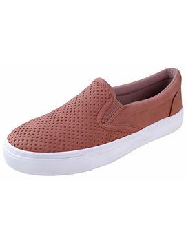 Soda Women's Slip On Flat Shoes by Soda