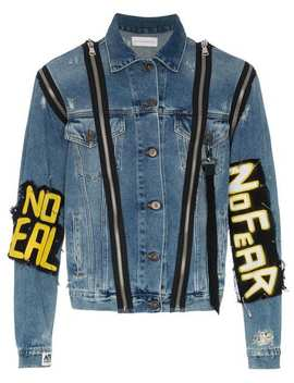 Monster Denim Jacket by Faith Connexion