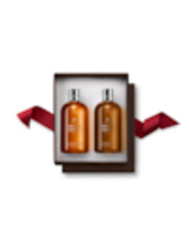 Re Charge Black Pepper & Tobacco Absolute Shower Gel Gift Set by Molton Brown