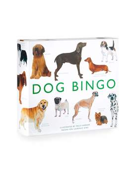Dog Bingo by Neiman Marcus