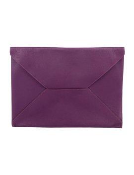 Chevre Mysore Envelope Clutch by Hermès