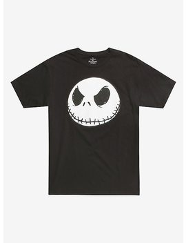 The Nightmare Before Christmas Jack Head T Shirt by Hot Topic