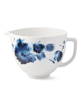 Kitchen Aid® 5 Qt. Ink Watercolor Bowl by Williams   Sonoma
