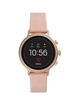 Fossil Q Gen 4 Venture Hr 40mm Smartwatch   Blush by Fossil