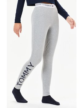 Tommy Hilfiger Logo Leggings by Pacsun