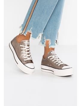 Chuck Metallic Platform   Sneaker Low by Converse