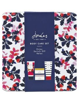 Joules Body Care Tin Gift Set by Joules