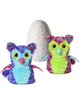 Hatchimals Fabula Forest ‐ Hatching Egg With Interactive Tigrette By Spin Master (Styles And Colors May Vary) by Hatchimals