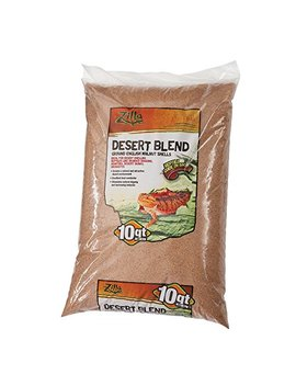 Zilla Ground English Walnut Shells Desert Blend by Zilla