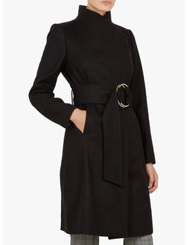 Ted Baker Rayay Coat, Black by Ted Baker