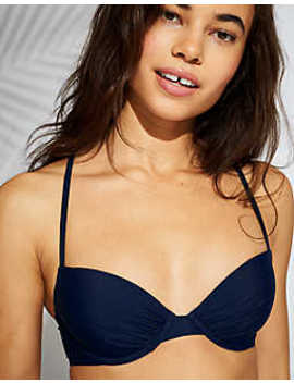 Aerie Lightly Lined Underwire Bikini Top by American Eagle Outfitters