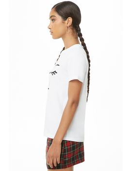Face Graphic Tee by Forever 21