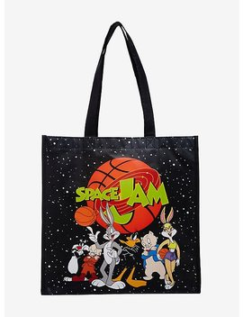 Space Jam Reusable Tote by Hot Topic