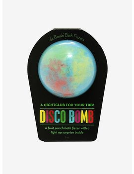 Da Bomb Bath Fizzers Disco Bomb by Hot Topic