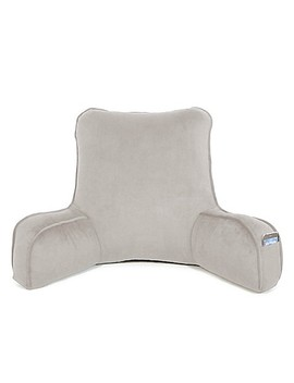 Therapedic® Oversized Foam Backrest In Grey by Bed Bath And Beyond