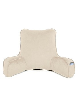 Therapedic® Oversized Foam Backrest In Taupe by Bed Bath And Beyond