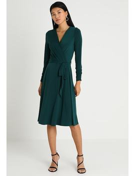 Wrap Midi Dress   Jerseykjoler by Wallis