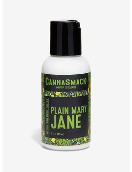 Canna Smack Plain Mary Jane Body Lotion by Hot Topic