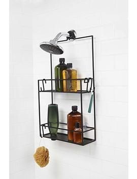 """Umbra """"Cubiko Shower Caddy, Black by Umbra"""