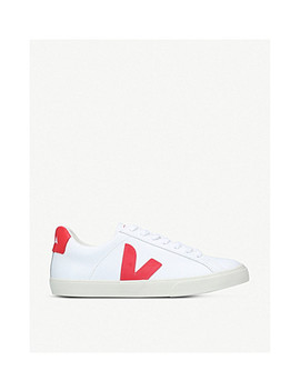 Esplar Leather Trainers by Veja