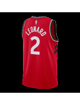 Toronto Raptors Nike Men's Swingman Icon Kawhi Leonard Jersey by Sport Chek