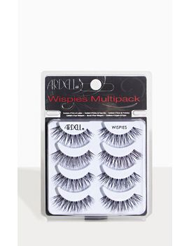 Ardell Multipack Of 4 Wispies False Eyelashes by Prettylittlething