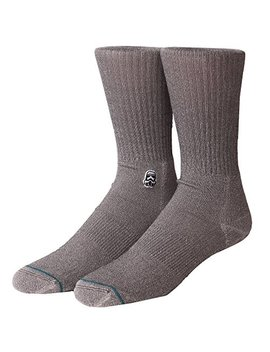 Stance Men's Solid Trooper Socks by Stance