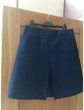 Hobbs Navy Skirt 10 by Ebay Seller