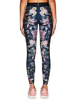 Floral Sprinter Leggings by Ultracor