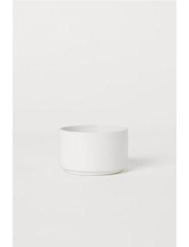 Lille Skål I Stentøj by H&M