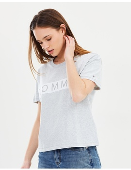 Bold Logo Tee by Tommy Jeans