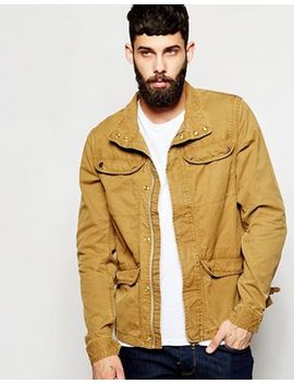 Scotch & Soda Short Canvas Jacket by Scotch & Soda