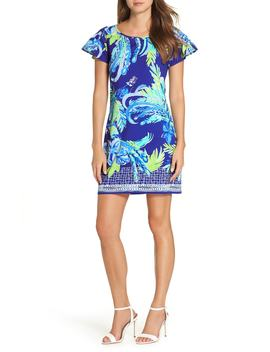 Marah Cap Sleeve Shift Dress by Lilly Pulitzer®