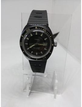 Vintage Timex Divers Watch by Etsy